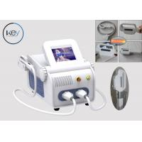 Quality 3000W SHR OPT Device For Hair Removal , Wrinkle Removal 8.4 Inch TFT Screen for sale