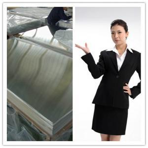 Buy cheap Plaque de métal en aluminium polie laminée à chaud laminée à froid 3003 de miroir de feuille 3005 H14 H24 H32 product