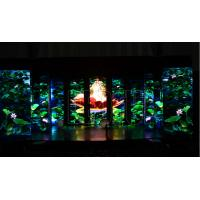 Outdoor P3 91 Rental RGB Led Display Board Stage Background High