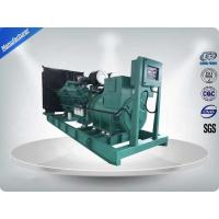 Buy cheap 1005Kw Open Type  water cool Genset / Cummins Diesel Generator Set with copper bar & PMG product