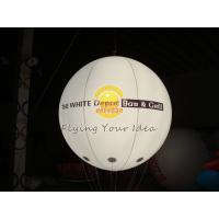 Buy cheap Customized Large Inflatable Lighting Balloon for Anniversary Event, Light Up Balloons product