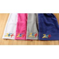 Buy cheap Good Quality 100% Cotton Customized Logo Embroidered Hand Towel product