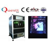 Buy cheap 532 Nm 3D Laser Glass Engraving Machine from wholesalers