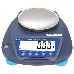 Buy cheap 0.01g 300g-3000g Jewelry Balance Precision Analytical Laboratory Electronic Precision Balance product
