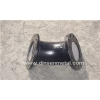 Buy cheap EN545 Ductile Flanged fittings from wholesalers