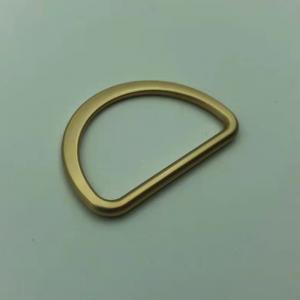 Buy cheap Matte Golden Non Nickel Belt Buckles D Handbag Rings product