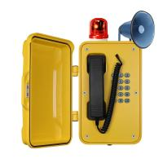 Buy cheap JR101-FK-HB Houtdoor Weatherproof Telephones Heavy Duty Mining Type Full Keypad product