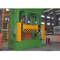 Buy cheap 2 / 4 Uprights Type H Frame Hydraulic Press Machine 600 Ton For Plastics Moulding product