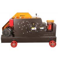 Buy cheap 40mm Steel Square Bar Cutter Rebar Cutting Machine Solid Body Rebar Cutter With 2.2kw Copper Motor product