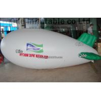 China Zepplin Inflatable Helium Blimp / Inflatabel Advertising Balloon for promotion on sale