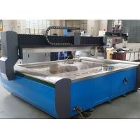 Buy cheap Portable Water Jet Glass Cutting Machine , Heavy - Duty Water Jet Cnc Machine product