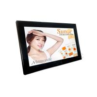 China 46 Inch Touch Screen Wall Advertising Display , Lcd Ad Player 400cd / M2 Brightness wholesale