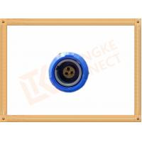 Buy cheap 3 Pin Push Pull Female Circular Plastic Connectors M0 Shell Size product