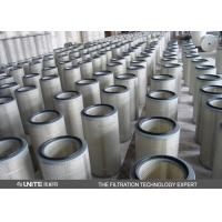 Buy cheap CE certificate Glass Cartridge Filter Element For gas liquid separation product