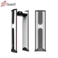 Buy cheap 18 Zones Airport Security Walkthrough Metal Detector Archway With 9.2 Inch Lcd Screen product