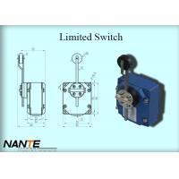 China 6mm Rotary Metal Rod Trigger Head Limited Switch Used For Complex Cranes And Lifting Hoists wholesale