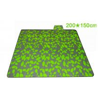 Buy cheap Anti Sand Picnic Blanket Waterproof Backing With High Abrasion Resistance product