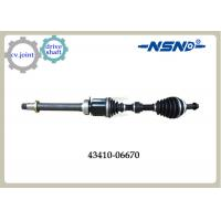Quality Corolla Acv40 Car Front Axle Parts 43410-06670 Front Wheel Drive Axle for sale