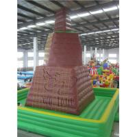 China giant inflatable climbing,interesting inflatable climbing,inflatable rock climbing wall for sale on sale