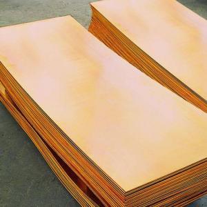 Buy cheap Copper Sheet product