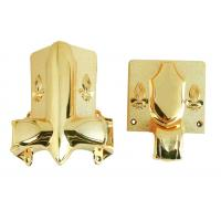 Buy cheap Funeral Handle Casket Accessories PP Recycled Material With Free Samples product