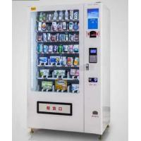 Buy cheap Coin Note Credit Card Vending Machines 24 Hour Service Cola Vending Machine product
