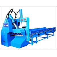 China Htj Tiger Shear Scrap Metal Shear Safety Operation Movable Hydraulic Drive on sale
