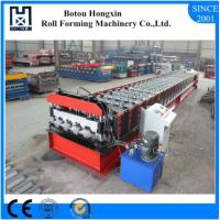 Buy cheap ISO Sheet Metal Forming Equipment , Automatic Sheet Roll Forming Machine product