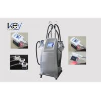 Buy cheap Vertical Cryolipolysis Weight Loss Fat Freezing Machine , Body Slimming Equipment product