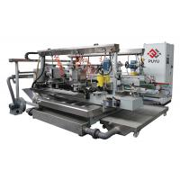 Buy cheap Glass Grinding Machine For Glass Arc R Angle Double Edger / Round Corner product