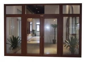 Buy cheap Broken Bridge Aluminium Bifold Glass Doors Matal Framed Interior ISO14001 product