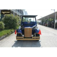 Buy cheap 12 Person Classic Golf Cart Electric Power - operated With Aluminum Chassis from wholesalers
