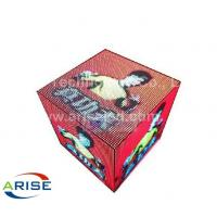 Buy cheap LED Cube-P3-7.96,ariseled.com,Led Stage Screen-DJ screen/LED DJ booths,Creative LED Displa product