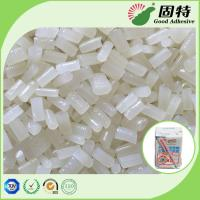 Buy cheap Semi Transparent EVA Pur Hot Melt Adhesive Pellets Pressure Sensitive Based for milk box and other beverage box straw bo product