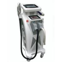 China 3 in 1 Portable Multifunction Beauty Equipment E Light IPL RF Nd Yag Laser wholesale