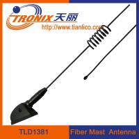 Buy cheap 1 section spring form fiber mast car antenna/ passive car antenna TLD1381 product