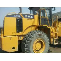 Buy cheap Year 2013 Used Tractor Front End Loader Liugong ZL50CN 3cbm Bucket Capacity product