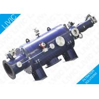 Buy cheap Rubber Lining Automatic Self Cleaning Filter For Precision Filtration GFK Series product