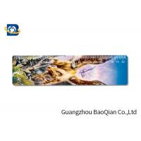 Buy cheap Cute / Fancy Printing 3D Lenticular Ruler , Plastic Flexible Ruler Customized Shape product