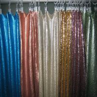 China High Grade Aluminum Sequins Fabric Mesh Cloth on sale