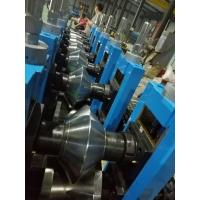 Buy cheap Hydraulic Cutting Roll Forming Equipment , Purlin Steel Roll Forming Machine product