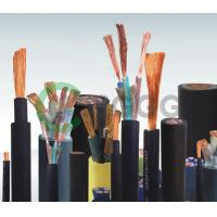 China flexible rubber cable on sale
