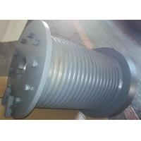 Buy cheap Professioanl Customized Lebus Grooved Drum 30mm-10m For Construction Cranes product