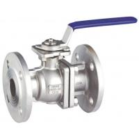 """150LB Stainless Steel Flanged ISO 5211 Ball Valve ASME Standard 1/2"""" - 8"""" for Industrial"""