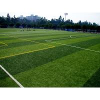 China artificial grass for football on sale