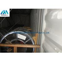 Buy cheap Anti UV Galvalume Steel Coil Aluminum Zinc Coated Bright Finish Surface product