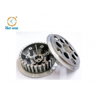 China Steel GS125 Motorcycle ADC12 Clutch Pressure Plate on sale