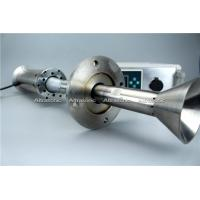 Buy cheap Ultrasonic Chemical Spray Drying Garanulation Altrasonic PicoMist Nozzle With Nano Size from wholesalers