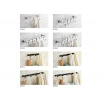 Buy cheap Wall Mounted Zinc Or Brass Bathroom Robe Hooks product