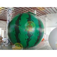 Buy cheap Inflatable product balloon, 4m Watermelon 0.28mm helium quality PVC Advertising Helium BalloonsBAL-35 product